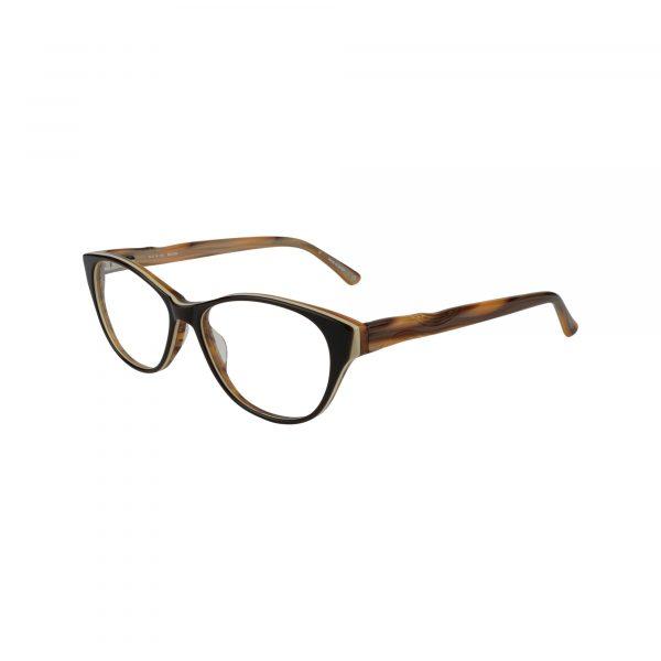 Bulova Brown Ravennati - Eyeglasses - Left