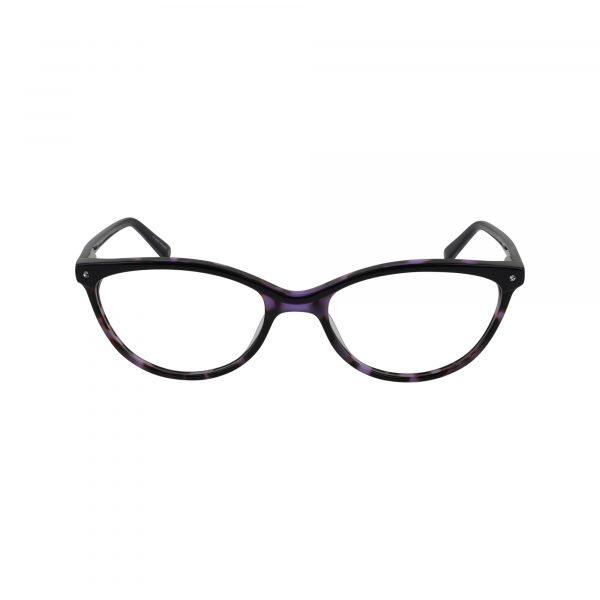 Bulova Purple Newport - Eyeglasses - Front
