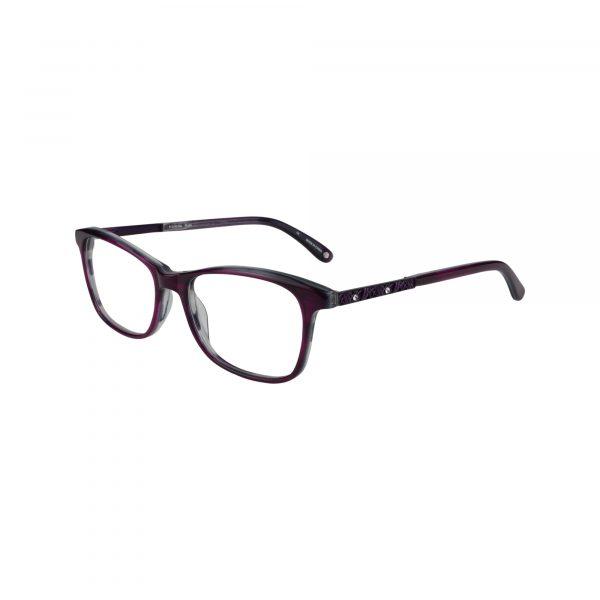 Bulova Purple Mali - Eyeglasses - Left