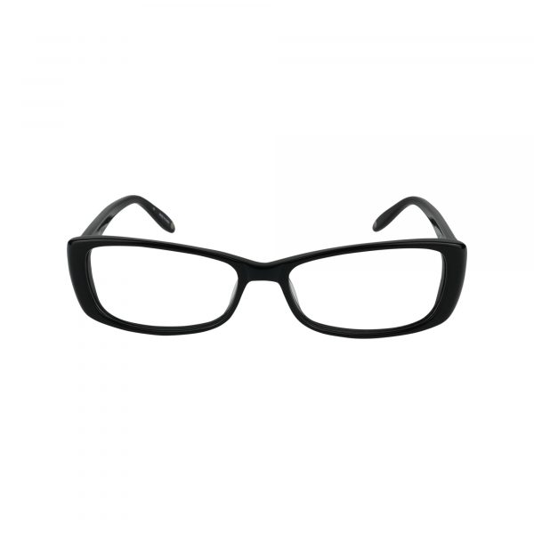 Bulova Black Archer Heights - Eyeglasses - Front