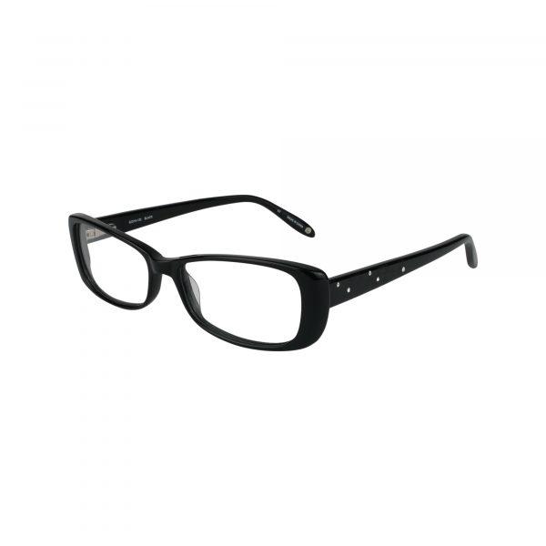 Bulova Black Archer Heights - Eyeglasses - Left