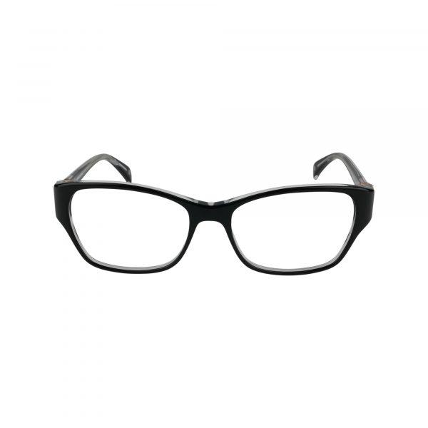 Bulova Black Crystal Asheville - Eyeglasses - Front