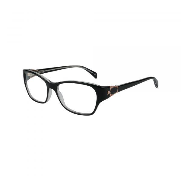 Bulova Black Crystal Asheville - Eyeglasses - Left