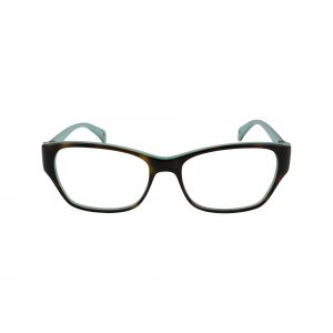 Bulova Tortoise Mint Asheville - Eyeglasses - Front