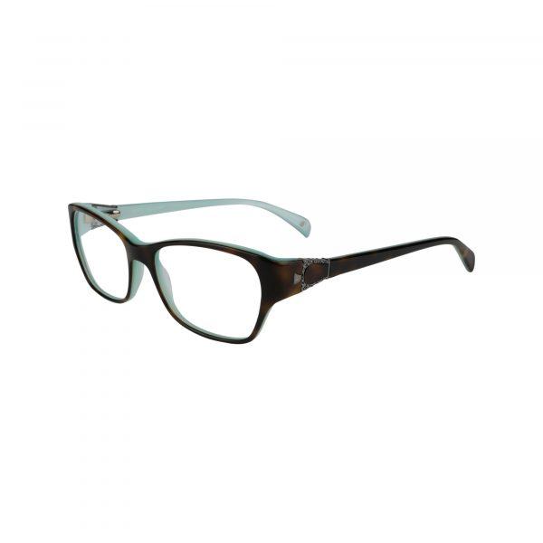 Bulova Tortoise Mint Asheville - Eyeglasses - Left