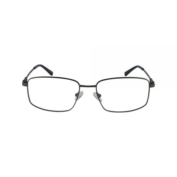 Bulova Gunmetal Twist Margao - Eyeglasses - Front