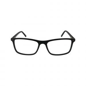Global Releaf Black GR14 - Eyeglasses - Front