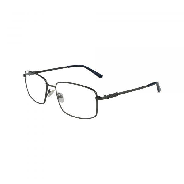 Bulova Gunmetal Twist Margao - Eyeglasses - Left