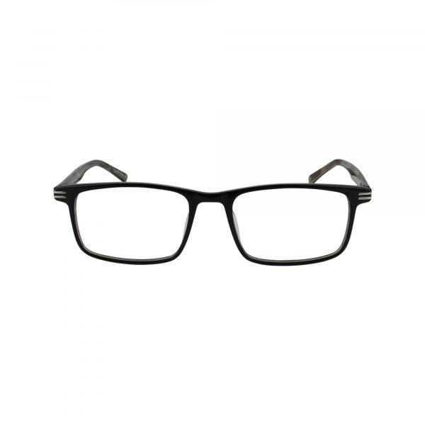 Bulova Black Levante - Eyeglasses - Front
