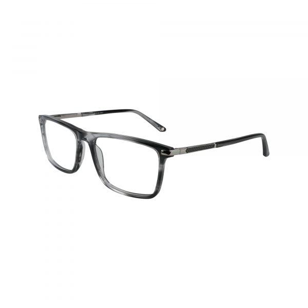 Bulova Gunmetal Hill City - Eyeglasses - Left