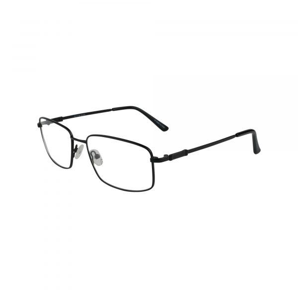 Bulova Black Twist Margao - Eyeglasses - Left