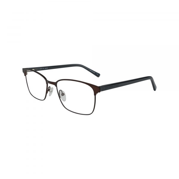 Colours By Aj Black Lamond - Eyeglasses - Left