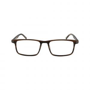Bulova Brown Levante - Eyeglasses - Front