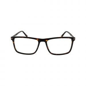 Bulova Tortoise Hill City - Eyeglasses - Front