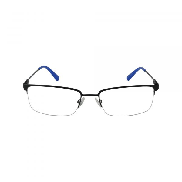 Guess Black 50005 - Eyeglasses - Front