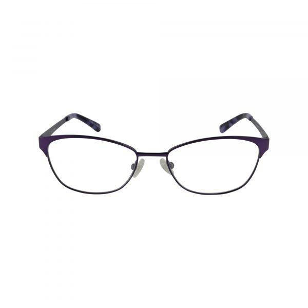 Bulova Purple Twist Trinity - Eyeglasses - Front