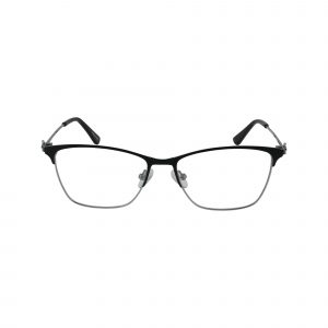 Bulova Black Twist Waterford - Eyeglasses - Front