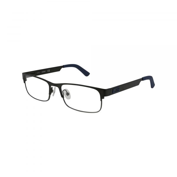 Guess Gunmetal 1731 - Eyeglasses - Left