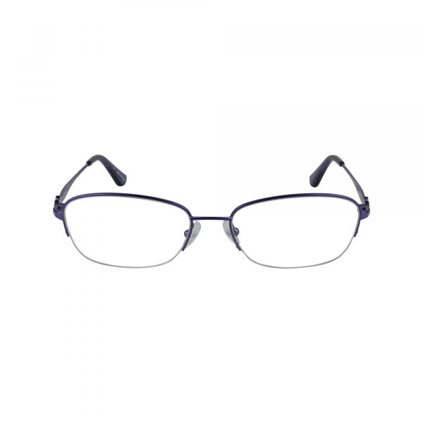 Bulova Purple Twist Flagami - Eyeglasses - Front