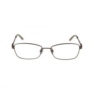 Bulova Brown Twist Bella Vista - Eyeglasses - Front