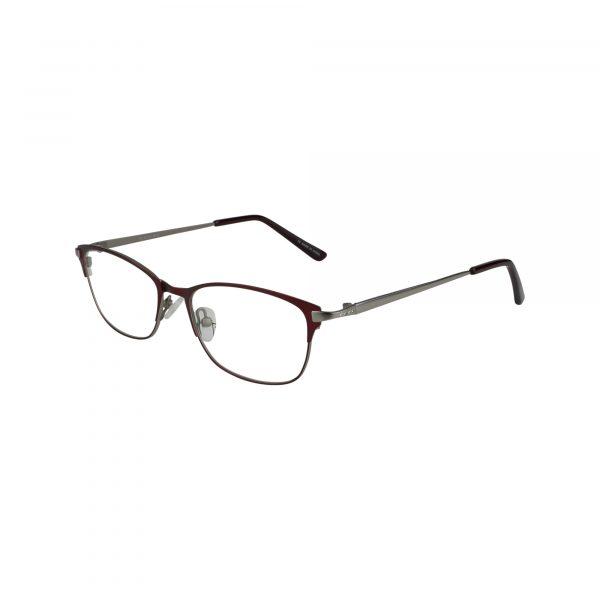 Bulova Red Twist Kumasi - Eyeglasses - Left
