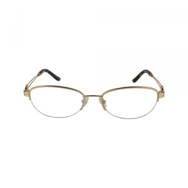 Bulova Gold Twist Brielle - Eyeglasses - Front