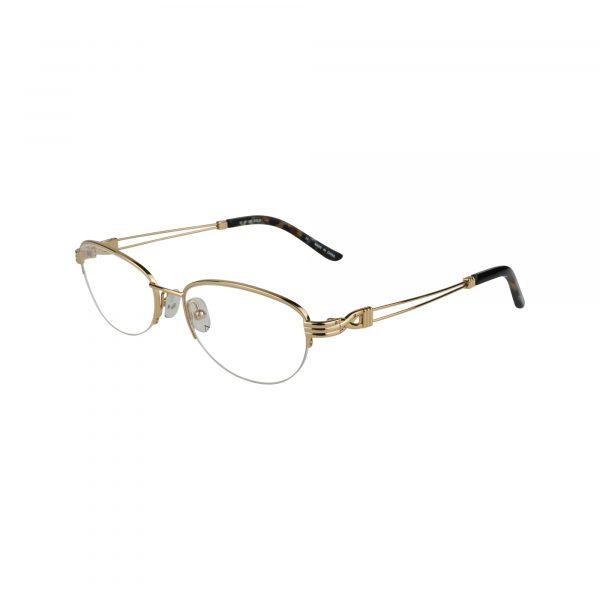 Bulova Gold Twist Brielle - Eyeglasses - Left