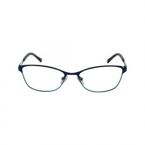 Bulova Blue Green Kitty Hawk - Eyeglasses - Front