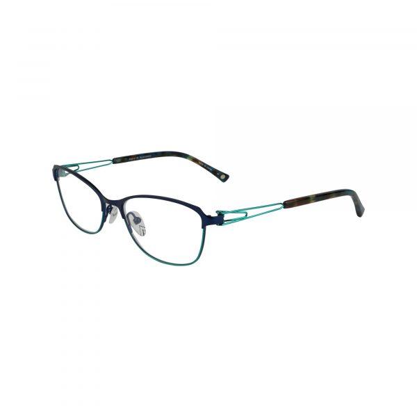 Bulova Blue Green Kitty Hawk - Eyeglasses - Left