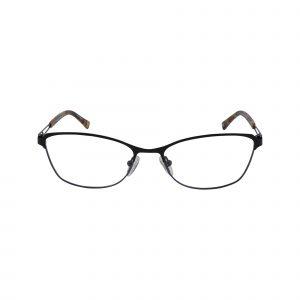 Bulova Black Purple Kitty Hawk - Eyeglasses - Front
