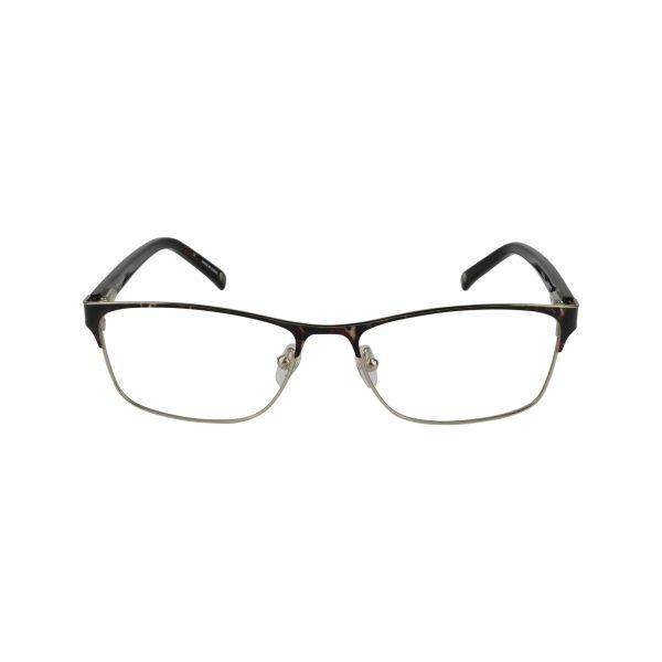 Bulova Brown Claremont - Eyeglasses - Front