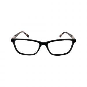 Candies Black 145 - Eyeglasses - Front