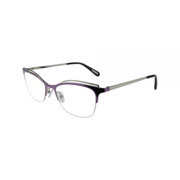 Cover Girl Purple 4003 - Eyeglasses - Left