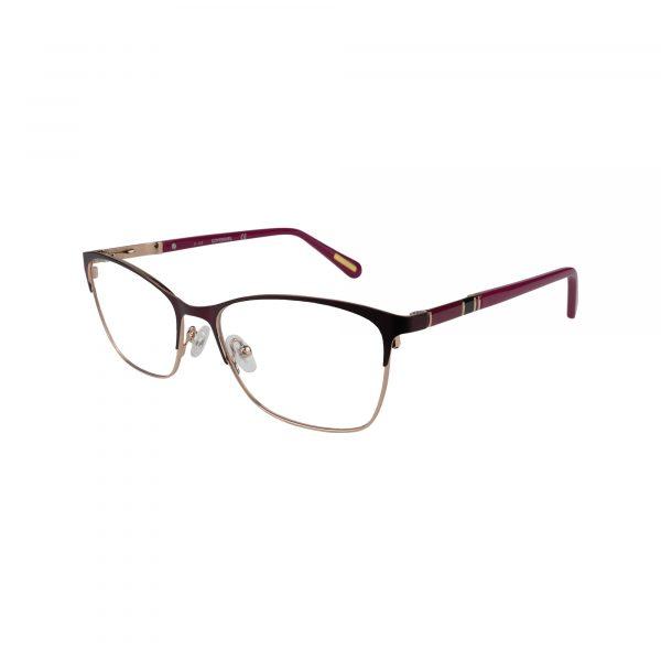 Cover Girl Purple 4005 - Eyeglasses - Left