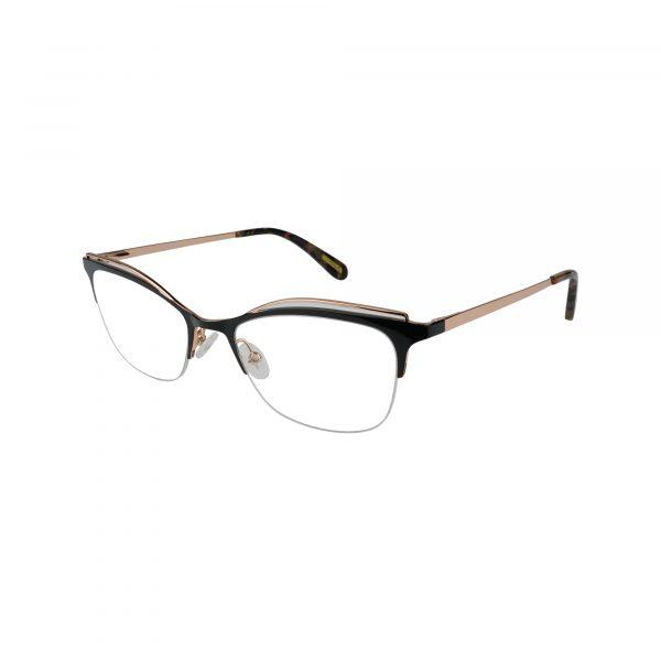 Cover Girl Black 4003 - Eyeglasses - Left