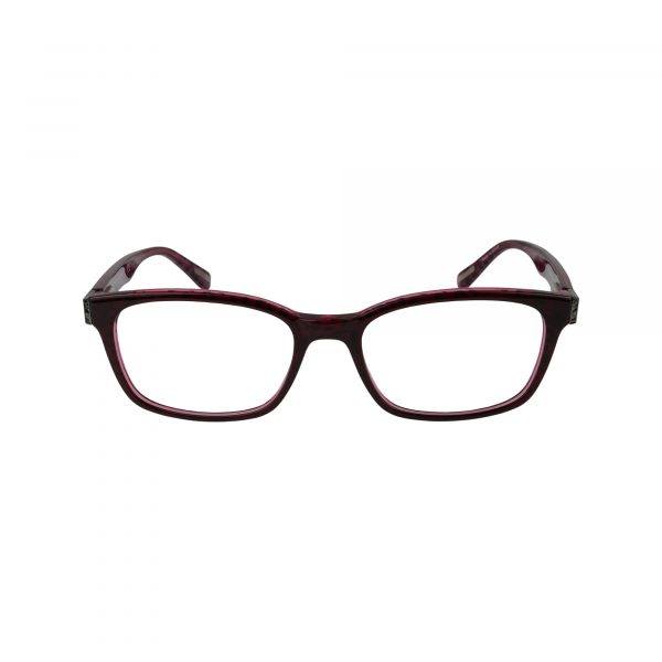 Cover Girl Red 529 - Eyeglasses - Front