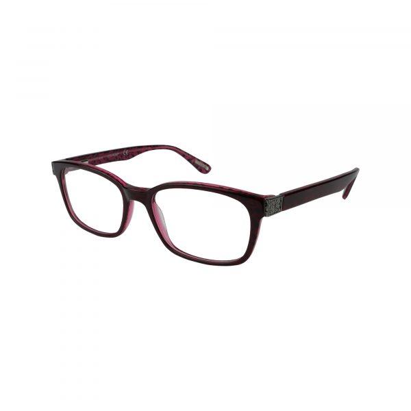 Cover Girl Red 529 - Eyeglasses - Left