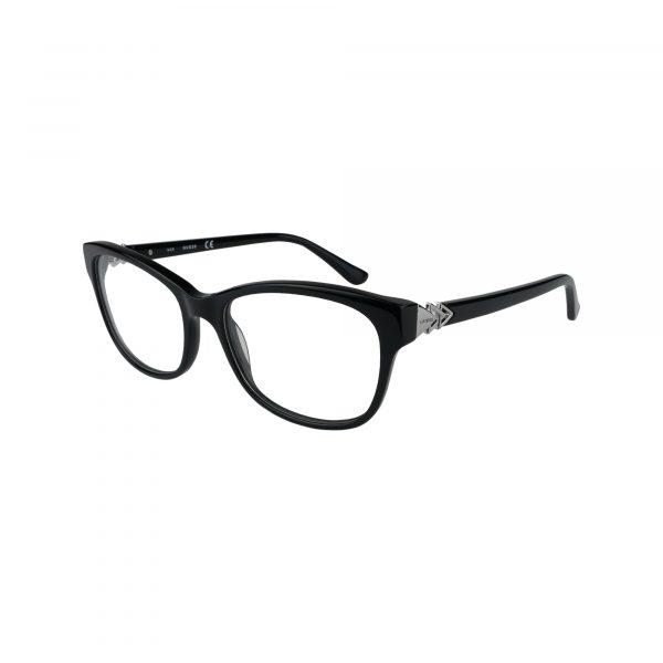Guess Black 2696 - Eyeglasses - Left