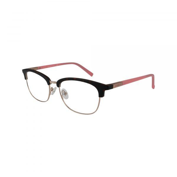 Guess Brown 3024 - Eyeglasses - Left