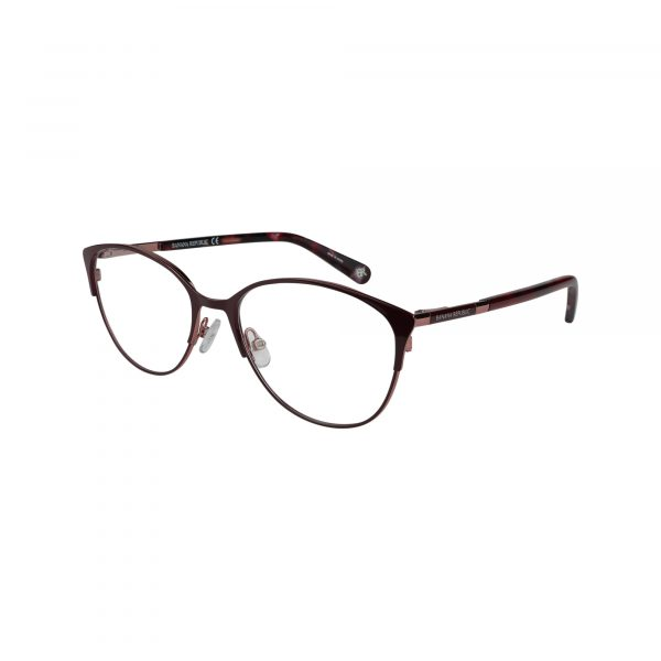 Banana Republic Burgundy Pink Rayna - Eyeglasses - Left