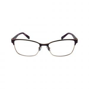 Banana Republic Purple Mabel - Eyeglasses - Front