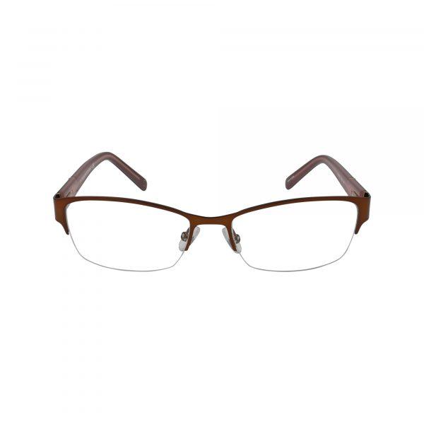 Banana Republic Brown Jordyn - Eyeglasses - Front