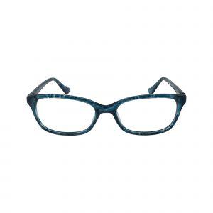 Hot Kiss Blue HK74 - Eyeglasses - Front