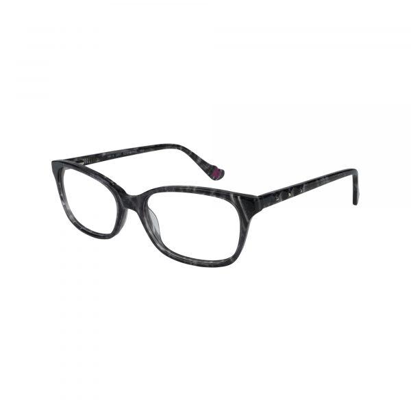 Hot Kiss Gunmetal HK74 - Eyeglasses - Left