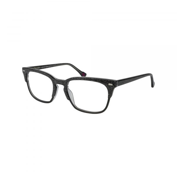 Hot Kiss Black HK70 - Eyeglasses - Left