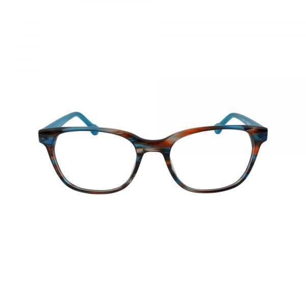 Hot Kiss Blue HK65 - Eyeglasses - Front