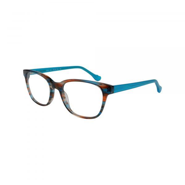 Hot Kiss Blue HK65 - Eyeglasses - Left