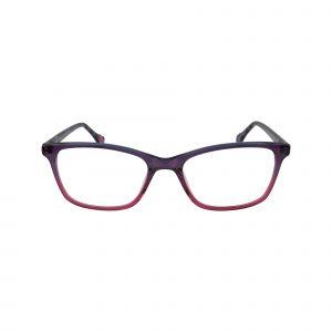 Hot Kiss Purple HK92 - Eyeglasses - Front