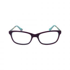 Hot Kiss Purple HK76 - Eyeglasses - Front