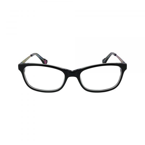 Hot Kiss Black HK76 - Eyeglasses - Front